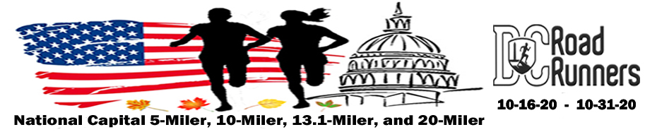 National Capital 20 Miler & 5 Miler