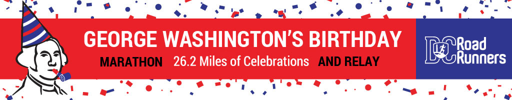 George Washington's Birthday Marathon & Relay